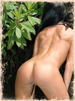 Naked Teen Outside