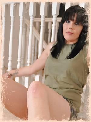 Tied Virgin Karina has her legs spread with spreader bar exposing her wet panties