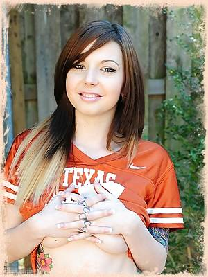 Ivy Snow the hottest Texas Girl and she shows it all