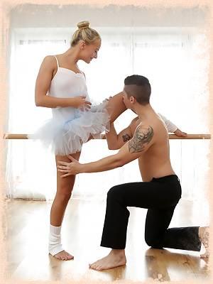Petite Ballerinas Fucked Photos